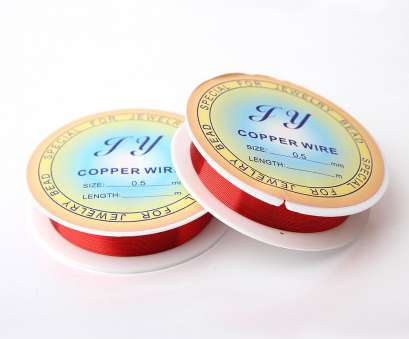 24 gauge beading wire 2pcs or 3pcs/lot 0.5mm 24gauge mixed bright color round copper wire 7m/pc, jewelry wrapping solid wire colors coated spool-in Jewelry Findings & 24 Gauge Beading Wire Professional 2Pcs Or 3Pcs/Lot 0.5Mm 24Gauge Mixed Bright Color Round Copper Wire 7M/Pc, Jewelry Wrapping Solid Wire Colors Coated Spool-In Jewelry Findings & Collections