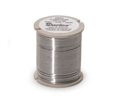 24 gauge beading wire Bead Wire Slvr 24G/24 Yds 11 Fantastic 24 Gauge Beading Wire Photos