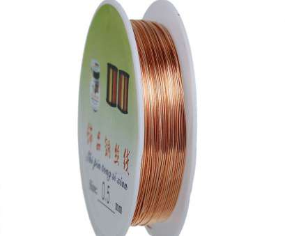24 gauge beading wire DoreenBeads Copper Beading Wire Thread Cord Round rose gold color 0.5mm Dia., gauge), 2 Rolls (Approx, M/Roll)-in Jewelry Findings & Components from 24 Gauge Beading Wire Most DoreenBeads Copper Beading Wire Thread Cord Round Rose Gold Color 0.5Mm Dia., Gauge), 2 Rolls (Approx, M/Roll)-In Jewelry Findings & Components From Pictures