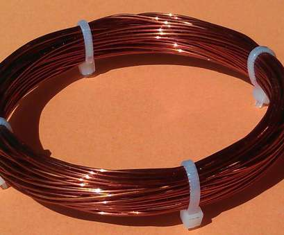 24 gauge enameled copper wire 5 of 11 0.50mm, 24 Gauge, Enameled Copper Magnet Wire conductor winding 60ft, 1 24 Gauge Enameled Copper Wire Top 5 Of 11 0.50Mm, 24 Gauge, Enameled Copper Magnet Wire Conductor Winding 60Ft, 1 Photos
