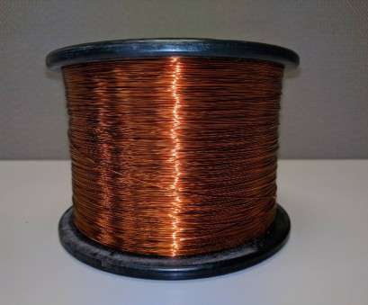 24 gauge enameled copper wire Magnet Wire 24, Gauge Enameled Copper 10lb 220C 7000FT+/- Magnetic-Coil-Winding NEW 24 Gauge Enameled Copper Wire Simple Magnet Wire 24, Gauge Enameled Copper 10Lb 220C 7000FT+/- Magnetic-Coil-Winding NEW Images