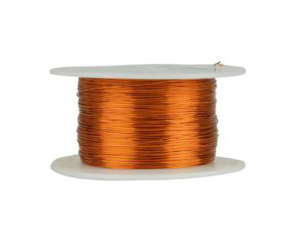 24 gauge insulated copper wire Details about TEMCo Magnet Wire 27, Gauge Enameled Copper 200C, 785ft Coil Winding 24 Gauge Insulated Copper Wire Popular Details About TEMCo Magnet Wire 27, Gauge Enameled Copper 200C, 785Ft Coil Winding Pictures