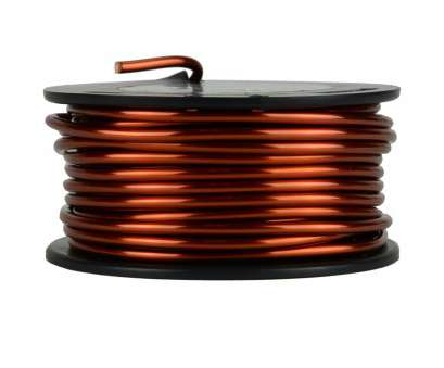 24 gauge insulated copper wire Details about TEMCo Magnet Wire 8, Gauge Enameled Copper, 20ft 200C Coil Winding 24 Gauge Insulated Copper Wire Professional Details About TEMCo Magnet Wire 8, Gauge Enameled Copper, 20Ft 200C Coil Winding Collections