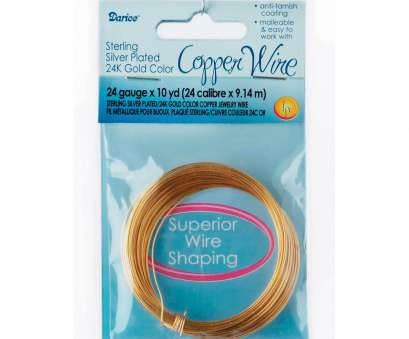 24 gauge jewellery wire 24kt Gold Colored Jewelry Wire: 24 gauge 24 Gauge Jewellery Wire Nice 24Kt Gold Colored Jewelry Wire: 24 Gauge Collections