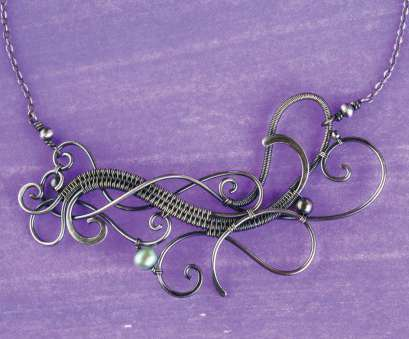 24 gauge jewellery wire How to Make Wire Jewelry Like a, with 8 Expert Tips, Interweave 11 Perfect 24 Gauge Jewellery Wire Collections