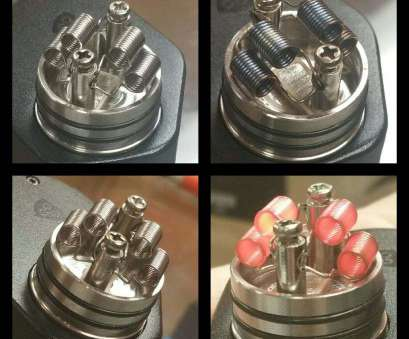 24 gauge kanthal wire build Build I, for a buddy. 24 gauge kanthal a-1, 12 wrap, 1/8th diameter. Came, to a .32 17 Professional 24 Gauge Kanthal Wire Build Collections