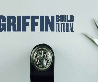 24 gauge kanthal wire build Griffin Build Tutorial, Kanthal, Dual Coil 24 Gauge Kanthal Wire Build Brilliant Griffin Build Tutorial, Kanthal, Dual Coil Photos