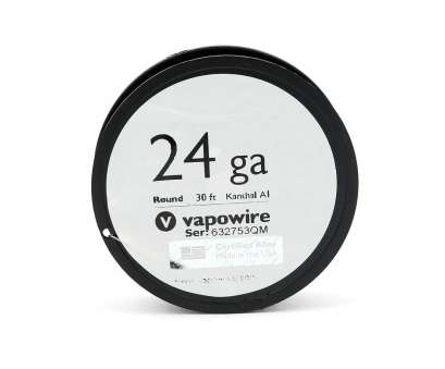 24 gauge kanthal wire for sale Vapowire Kanthal, Wire, 30ft Spool 24 Gauge Kanthal Wire, Sale Best Vapowire Kanthal, Wire, 30Ft Spool Ideas