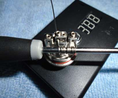 24 gauge nickel wire build RDA Coils: Tips on, to Build Your, (A Beginner's Guide) 24 Gauge Nickel Wire Build Brilliant RDA Coils: Tips On, To Build Your, (A Beginner'S Guide) Photos