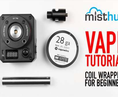 24 gauge nickel wire build Tutorial] 9 Vape Coil Building Steps, Beginners 2017, MistHub 24 Gauge Nickel Wire Build Cleaver Tutorial] 9 Vape Coil Building Steps, Beginners 2017, MistHub Collections