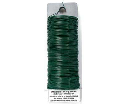 24 gauge paddle wire Darice Floral Paddle Wire 24 Gauge Green 59 Yards 24 Gauge Paddle Wire Best Darice Floral Paddle Wire 24 Gauge Green 59 Yards Collections