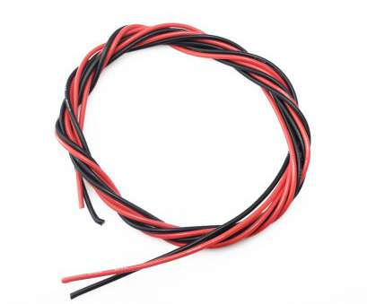 24 gauge silicone wire 2M 24 Gauge, Silicone Wire Wiring Flexible Stranded Copper Cables, RC New 24 Gauge Silicone Wire New 2M 24 Gauge, Silicone Wire Wiring Flexible Stranded Copper Cables, RC New Solutions