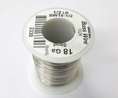 24 gauge tinned copper wire 18 Gauge Tinned Copper, Wire,, Pound Roll (102' Approx. Length) 18AWG 24 Gauge Tinned Copper Wire Brilliant 18 Gauge Tinned Copper, Wire,, Pound Roll (102' Approx. Length) 18AWG Pictures
