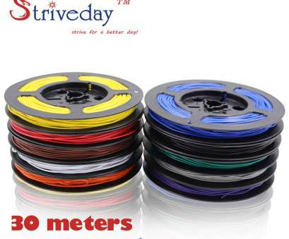 24 gauge tinned copper wire 30 Meters 98.4 ft UL 1007 24, Cable Tinned copper Wire, Electronic wire 10 colors, choose, Wires & Cables from Lights & Lighting on 24 Gauge Tinned Copper Wire Nice 30 Meters 98.4 Ft UL 1007 24, Cable Tinned Copper Wire, Electronic Wire 10 Colors, Choose, Wires & Cables From Lights & Lighting On Ideas