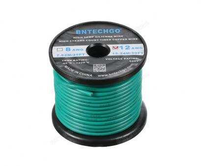24 gauge tinned copper wire Details about 12 Gauge Flexible Silicone Wire Green 50 feet 600V, deg C Tinned Copper Wire 24 Gauge Tinned Copper Wire Popular Details About 12 Gauge Flexible Silicone Wire Green 50 Feet 600V, Deg C Tinned Copper Wire Galleries