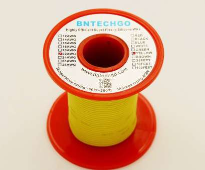 24 gauge tinned copper wire Get Quotations · BNTECHGO 16 Gauge Silicone Wire 25 Feet Spool Yellow Soft, Flexible High Temperature Resistant Highly 24 Gauge Tinned Copper Wire Perfect Get Quotations · BNTECHGO 16 Gauge Silicone Wire 25 Feet Spool Yellow Soft, Flexible High Temperature Resistant Highly Ideas