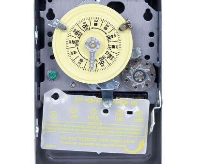 24 gauge wire amps Intermatic T170 Series 40, 24-Hour Mechanical Time Switch with Skipper, Indoor Enclosure, Gray 24 Gauge Wire Amps Cleaver Intermatic T170 Series 40, 24-Hour Mechanical Time Switch With Skipper, Indoor Enclosure, Gray Galleries