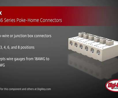 24 gauge wire digikey AVX 9286 Series Poke-Home Connectors, Digi-Key Daily 24 Gauge Wire Digikey Top AVX 9286 Series Poke-Home Connectors, Digi-Key Daily Solutions
