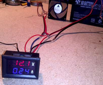 24 gauge wire ebay How to wire digital dual display volt-, ammeter -, Projects 24 Gauge Wire Ebay Simple How To Wire Digital Dual Display Volt-, Ammeter -, Projects Images