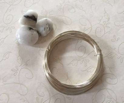 24 gauge wire for jewelry 1oz Sterling Silver Round Wire 24 gauge Half Hard, 24 gauge Soft,, Wire Wrapping Jewelry, Crafts, Wholesale, 24ga 24 Gauge Wire, Jewelry Professional 1Oz Sterling Silver Round Wire 24 Gauge Half Hard, 24 Gauge Soft,, Wire Wrapping Jewelry, Crafts, Wholesale, 24Ga Collections