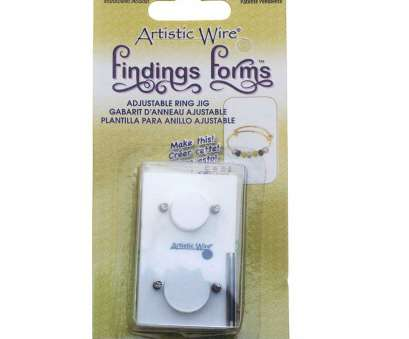 24 gauge wire for jewelry Artistic Wire, Findings Forms, Tool, Adjustable Ring, for 18-24 Gauge Wire, Wire Jigs, Wire Tools, Jewelry Making Tools, Beadaholique 24 Gauge Wire, Jewelry Cleaver Artistic Wire, Findings Forms, Tool, Adjustable Ring, For 18-24 Gauge Wire, Wire Jigs, Wire Tools, Jewelry Making Tools, Beadaholique Solutions