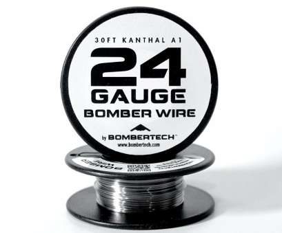 24 gauge wire kanthal BomberWire, IndoVape, Personal Vaporizers 24 Gauge Wire Kanthal Top BomberWire, IndoVape, Personal Vaporizers Photos