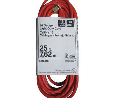 24 gauge wire lowes Display product reviews, 25-ft 13-Amp 125-Volt 1-Outlet 24 Gauge Wire Lowes Nice Display Product Reviews, 25-Ft 13-Amp 125-Volt 1-Outlet Solutions