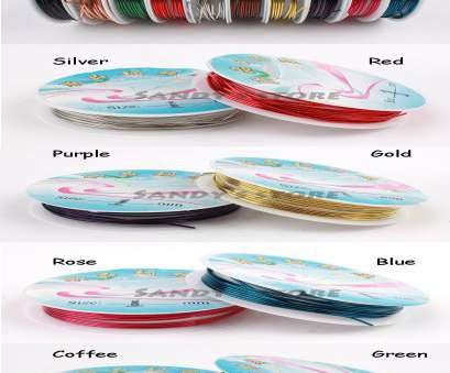 24 gauge wire od Good 24 gauge 10 multi-colors enamelled copper wire 7 meters 0.5mm beads wire, jewelry making, wrapping or craft applications 24 Gauge Wire Od Cleaver Good 24 Gauge 10 Multi-Colors Enamelled Copper Wire 7 Meters 0.5Mm Beads Wire, Jewelry Making, Wrapping Or Craft Applications Collections