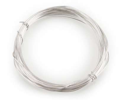 24 gauge wire Sterling Silver Plated Jewelry Wire, 24 Gauge, 7 grams 24 Gauge Wire Cleaver Sterling Silver Plated Jewelry Wire, 24 Gauge, 7 Grams Galleries