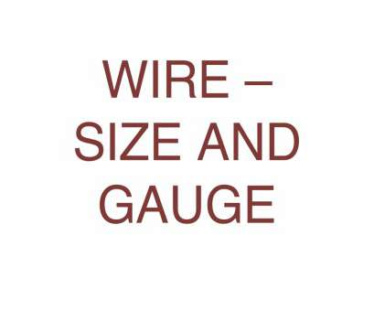 24 gauge wire thickness in mm Wire, size, gauge,, Jewellery Class 24 Gauge Wire Thickness In Mm Fantastic Wire, Size, Gauge,, Jewellery Class Ideas