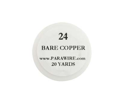 24 gauge wire to mm Parawire 24 Gauge (0.51mm) Bare Copper Wire 20 Yard (18.2m) Spool 24 Gauge Wire To Mm Nice Parawire 24 Gauge (0.51Mm) Bare Copper Wire 20 Yard (18.2M) Spool Collections