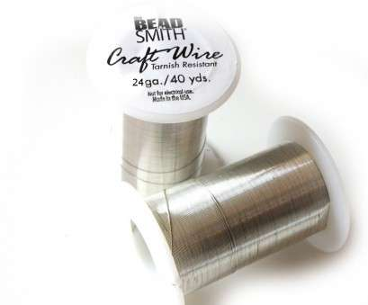 24 gauge wire uses Craft wire 24 gauge silver 24 Gauge Wire Uses Most Craft Wire 24 Gauge Silver Solutions