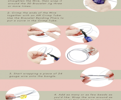 24 gauge wire uses Learn to make Bangle Bracelets with Artistic Wire Artsy Wire 24 Gauge Wire Uses Creative Learn To Make Bangle Bracelets With Artistic Wire Artsy Wire Solutions