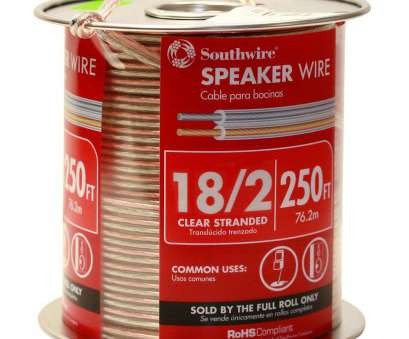24 gauge wire walmart 250, 18/2 Clear Stranded CU Speaker Wire 24 Gauge Wire Walmart Popular 250, 18/2 Clear Stranded CU Speaker Wire Solutions