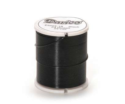 24 or 26 gauge wire 26 Gauge Craft Wire, Black, 24 yards 8 Brilliant 24 Or 26 Gauge Wire Photos