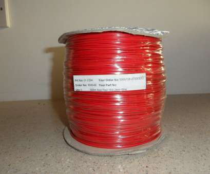 24/0.2 wire gauge RED EQUIPMENT WIRE 0.5mm² 16/0.2mm Hook Up Electrical Cable 500m 24/0.2 Wire Gauge Creative RED EQUIPMENT WIRE 0.5Mm² 16/0.2Mm Hook Up Electrical Cable 500M Solutions