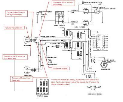 240z starter wiring diagram Headlight Wiring Diagram With Relay, Elegant Of, 240z 240Z Starter Wiring Diagram Best Headlight Wiring Diagram With Relay, Elegant Of, 240Z Collections
