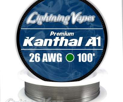 26 gauge anarchist wire ... Kanthal A1 Resistance Wire (Even Gauges) 26 Gauge Anarchist Wire Brilliant ... Kanthal A1 Resistance Wire (Even Gauges) Pictures