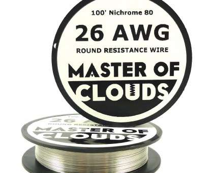 26 gauge anarchist wire Nichrome 80 -, ft 26 Gauge, Resistance Wire 0.40mm, 100: Amazon.in: Home & Kitchen 26 Gauge Anarchist Wire Cleaver Nichrome 80 -, Ft 26 Gauge, Resistance Wire 0.40Mm, 100: Amazon.In: Home & Kitchen Images