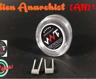 26 gauge anarchist wire Review ลวด Alien Anarchist [AN] by Vape wire Thailand 26 Gauge Anarchist Wire Brilliant Review ลวด Alien Anarchist [AN] By Vape Wire Thailand Collections