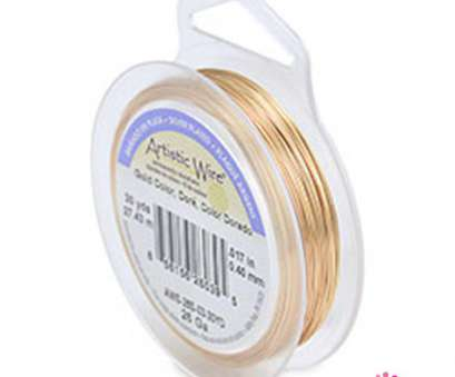 26 gauge beading wire Artistic Wire, Craft Wire in Gold Color 26 Gauge Beading Wire Fantastic Artistic Wire, Craft Wire In Gold Color Images