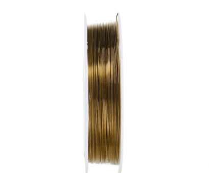 26 gauge beading wire Doreen, Copper Beading Wire Thread Cord Round Antique Bronze Color 0.4mm, gauge), 1 Roll (Approx 10 M/Roll)-in Jewelry Findings & Components from 26 Gauge Beading Wire Creative Doreen, Copper Beading Wire Thread Cord Round Antique Bronze Color 0.4Mm, Gauge), 1 Roll (Approx 10 M/Roll)-In Jewelry Findings & Components From Solutions