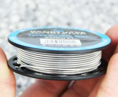 26 gauge clapton wire Fused Clapton 26, x, 32, Kanthal A1 Wire by Vandy Vape, Metre Spool 26 Gauge Clapton Wire Popular Fused Clapton 26, X, 32, Kanthal A1 Wire By Vandy Vape, Metre Spool Pictures