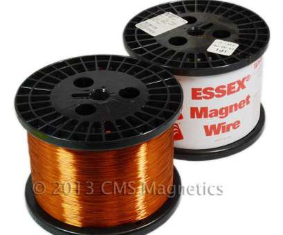 26 gauge enameled magnet wire 26, Essex Magnet Wire, Enameled Heavy Build, HTAIH, GP/MR-200, 10 LB Spool, Research, Industrial Applications, Personal Projects: Electrical Wires: 26 Gauge Enameled Magnet Wire Brilliant 26, Essex Magnet Wire, Enameled Heavy Build, HTAIH, GP/MR-200, 10 LB Spool, Research, Industrial Applications, Personal Projects: Electrical Wires: Ideas