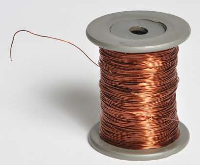 26 gauge enameled magnet wire Enameled Copper Wire, Electricity, Physics 26 Gauge Enameled Magnet Wire Fantastic Enameled Copper Wire, Electricity, Physics Solutions