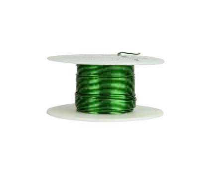 26 gauge enameled magnet wire TEMCo Magnet Wire 23, Gauge Enameled Copper 155C, 78ft Magnetic Coil Green 26 Gauge Enameled Magnet Wire Fantastic TEMCo Magnet Wire 23, Gauge Enameled Copper 155C, 78Ft Magnetic Coil Green Pictures