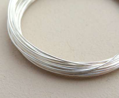 26 gauge fine silver wire Fine Silver 26 gauge Soft Wire (Sold by 4 Meters) 12 Top 26 Gauge Fine Silver Wire Photos