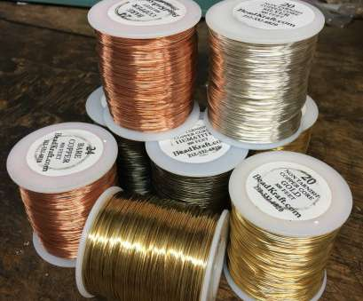 26 gauge gold wire BULK, 26 Gauge,, Tarnish Gold, Colored Copper Craft Wire, 1 LB (1250 Feet) 26 Gauge Gold Wire New BULK, 26 Gauge,, Tarnish Gold, Colored Copper Craft Wire, 1 LB (1250 Feet) Galleries