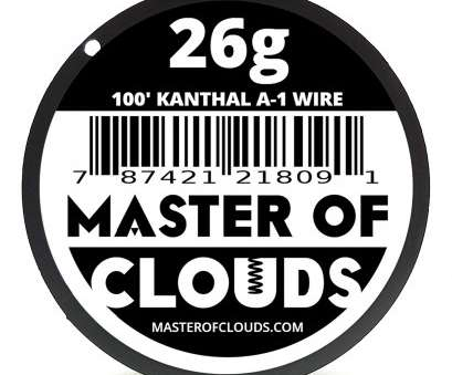 26 gauge kanthal a1 wire 100 ft, 26 Gauge Kanthal A1 Resistance Wire, 100' Lengths, Amazon.com 26 Gauge Kanthal A1 Wire Simple 100 Ft, 26 Gauge Kanthal A1 Resistance Wire, 100' Lengths, Amazon.Com Pictures