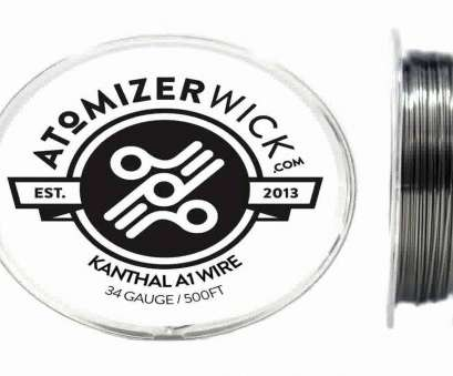 26 gauge kanthal a1 wire EzCloudz 24, Gauge Kanthal A1 Resistance Wire 100ft Roll 0.51 Mm 2.04 Oh, YouTube 26 Gauge Kanthal A1 Wire Best EzCloudz 24, Gauge Kanthal A1 Resistance Wire 100Ft Roll 0.51 Mm 2.04 Oh, YouTube Photos